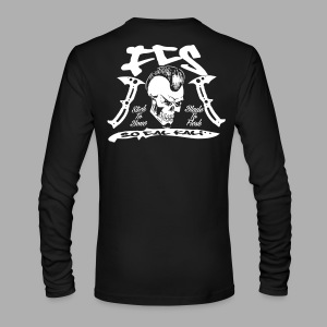 FCS Cali Crew Long Sleeve T By Next Level - Men's Long Sleeve T-Shirt by Next Level
