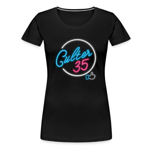 Women's Neon Sign T-Shirt