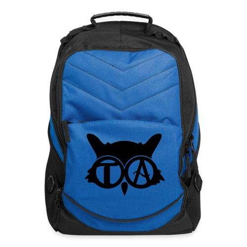 Computer Backpack - Blue/Black - Computer Backpack