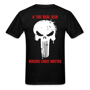 #TheRealBLM - Men's T-Shirt