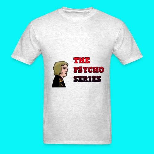 McJuggerNuggets The Psycho Series Tee - Men's T-Shirt