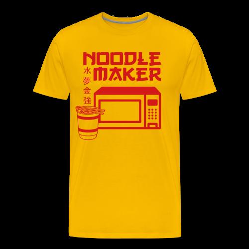 Noodle Maker - Men's Premium T-Shirt