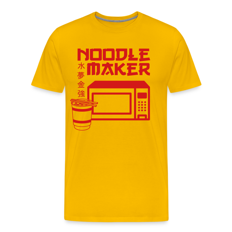 Noodle Maker - Men's Premium T-Shirt
