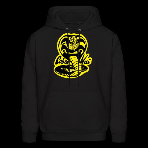 Cobra Kai Men's Hoodie - Men's Hoodie