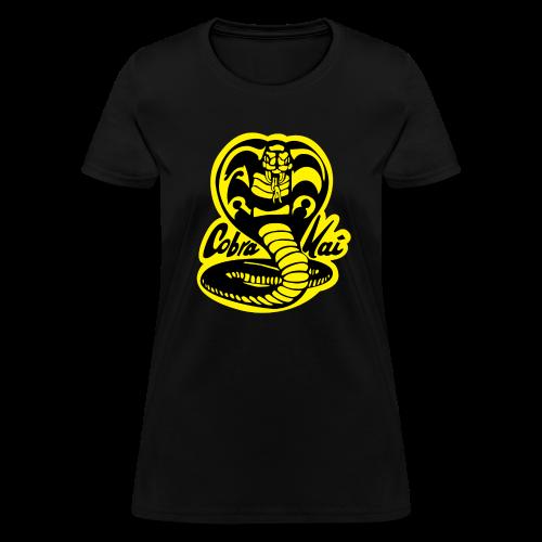 Cobra Kai Women's T-Shirt - Women's T-Shirt