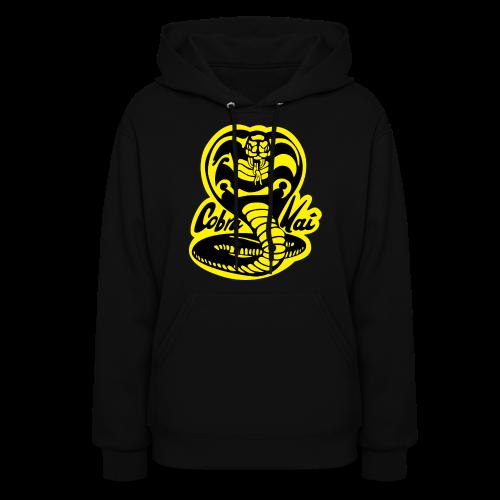 Cobra Kai Women's Hoodie - Women's Hoodie