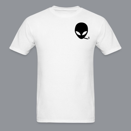 Alien Smoke - Men's T-Shirt