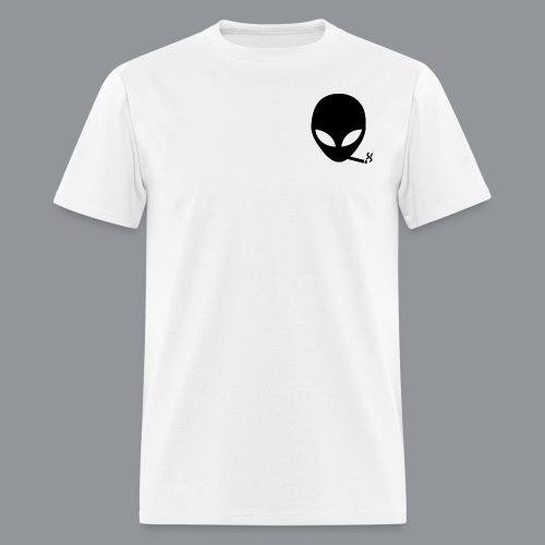 Alien Smoke - Men's T-Shirt