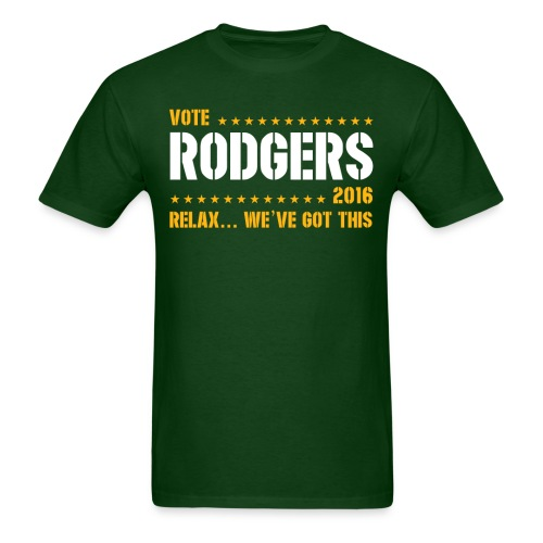 Vote Rodgers - Men's T-Shirt