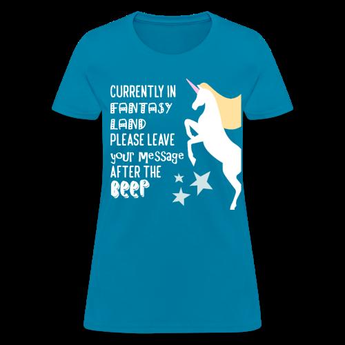 Women's T-Shirt - typology,psychology,meyers briggs,mbti,introvert,infp