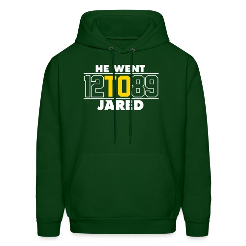 He Went To Jared C. Forest - Men's Hoodie