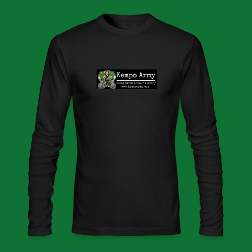 Long Sleeve Shirt - Men's Long Sleeve T-Shirt by Next Level