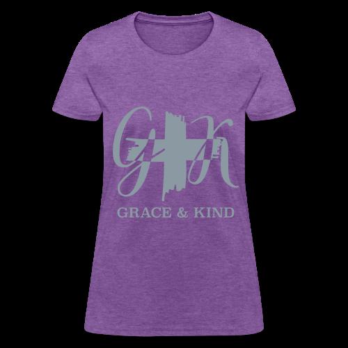 Grace & Kind, Metallic - Women's T-Shirt