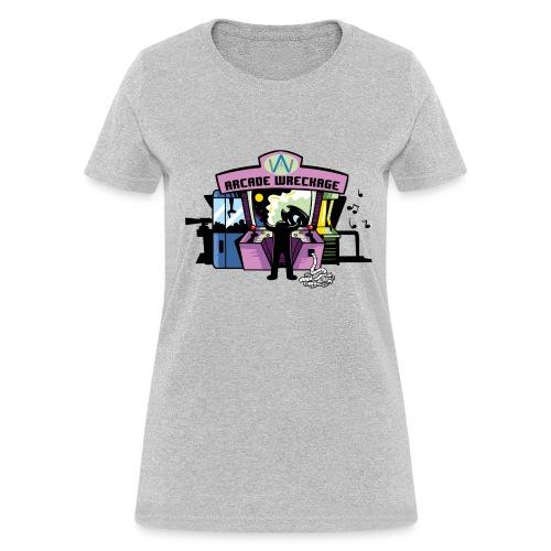 Women's ArcadeWreckage T-Shirt - Women's T-Shirt