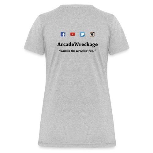 Women's AW logo shirt - Women's T-Shirt