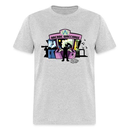 Men's ArcadeWreckage T-Shirt - Men's T-Shirt