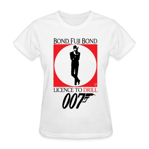 Fuji Bond (Womens) - Women's T-Shirt
