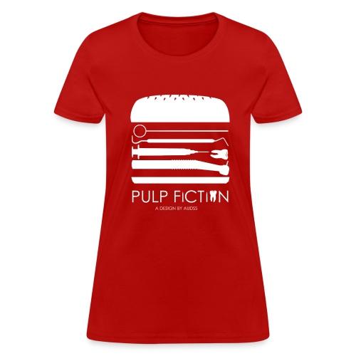 Pulp Fiction (Womens) - Women's T-Shirt