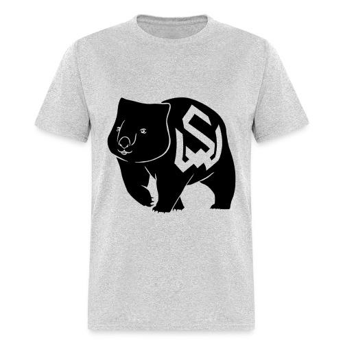 hot shirt wombat - Men's T-Shirt