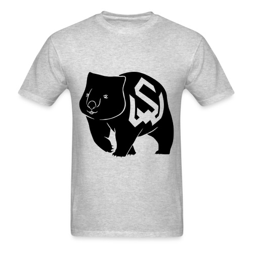 hot shirt wombat - Men's T-Shirt