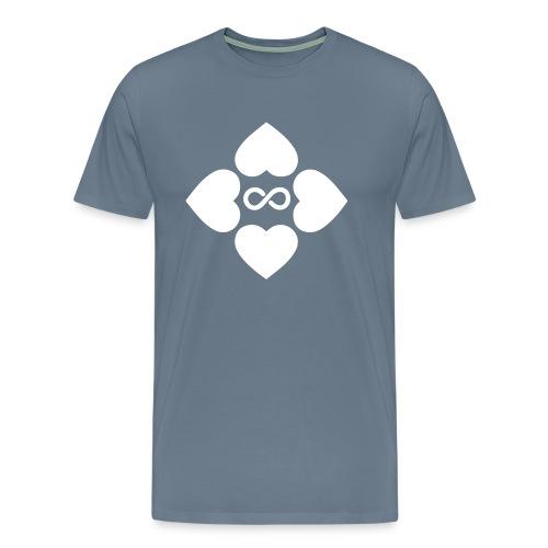 PolySA Logo - Unisex Shirt - Men's Premium T-Shirt