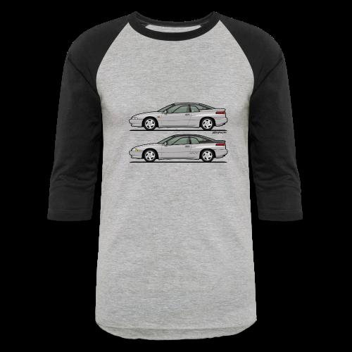 SVX Liquid Silver Duo - Baseball T-Shirt