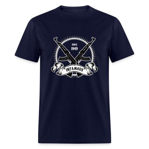 Infamous AK-47 - Men's T-Shirt