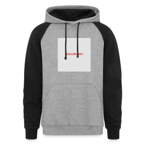 Robin Two-Toned Sweater  - Colorblock Hoodie
