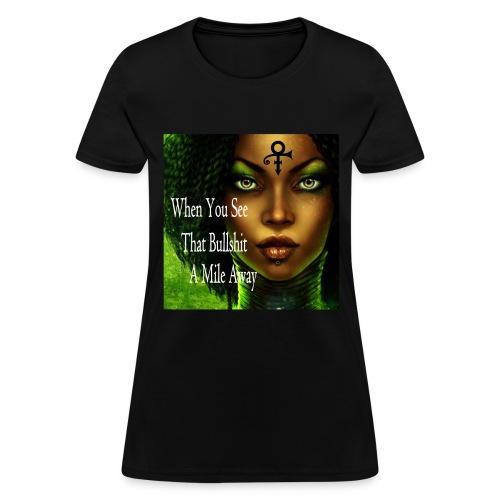 BULLSHIT T-SHIRT FOR WOMEN - Women's T-Shirt