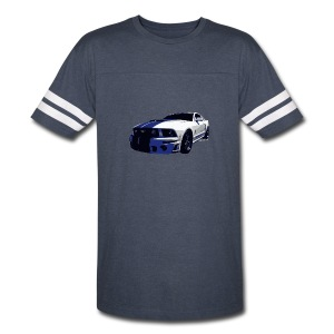 5th Gen Mustang Cobra Men Sport T - Vintage Sport T-Shirt