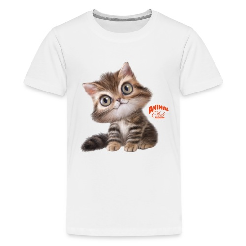 ACI Cat T-Shirt - Kids' Premium T-Shirt