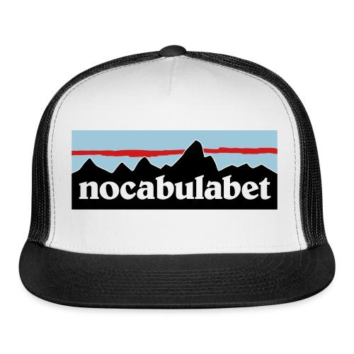 Men's Noca-gonia Trucker - Trucker Cap