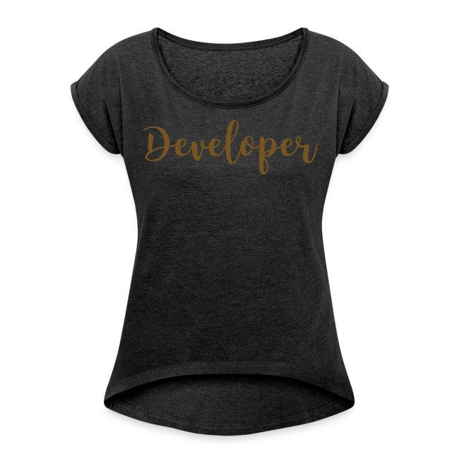 gold glitz - developer