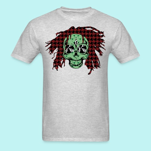 Bob Marley Skully - Men's T-Shirt