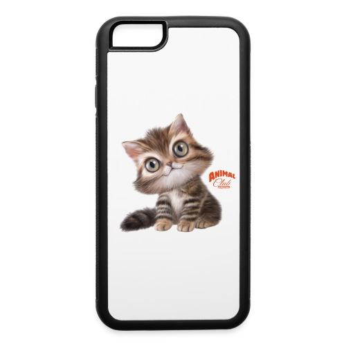 ACI Cat Iphone Case Cover - iPhone 6/6s Rubber Case