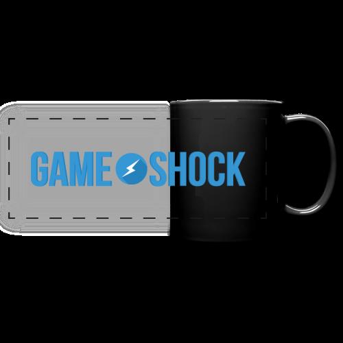 GameShock Logo full colour mug - Full Color Panoramic Mug