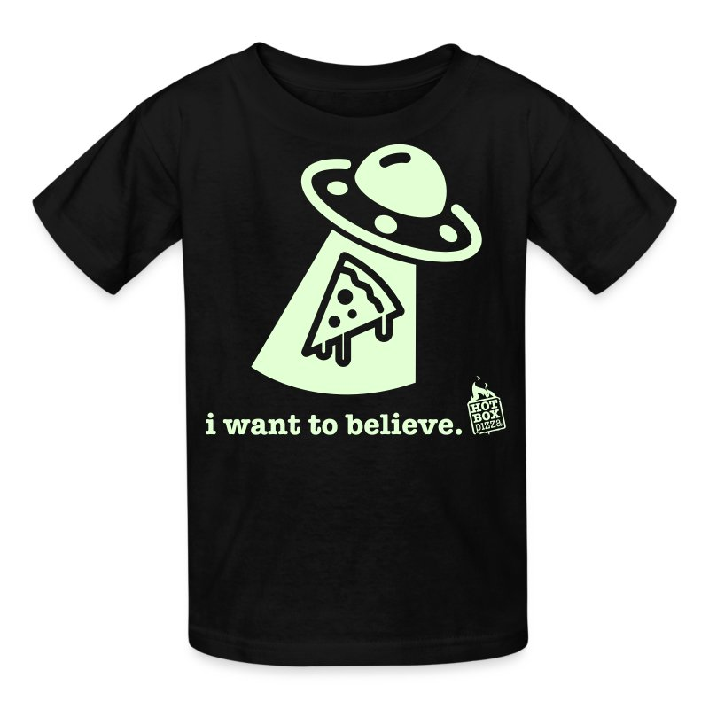 I want to believe kids' tee - Kids' T-Shirt