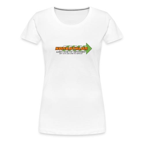 Hopeathlon 2016 Women's - Women's Premium T-Shirt