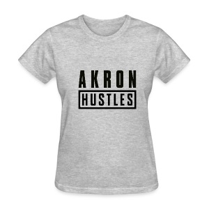 Akron Hustles: Dolls - Women's T-Shirt