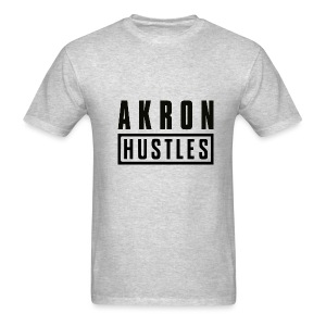 Akron Hustles: Guys - Men's T-Shirt