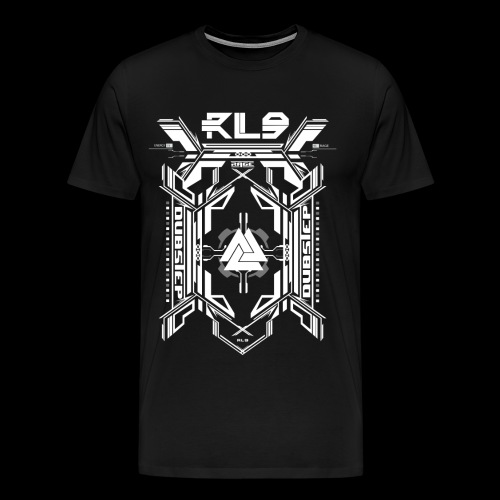 RL9 Invaderz - Men's Premium T-Shirt