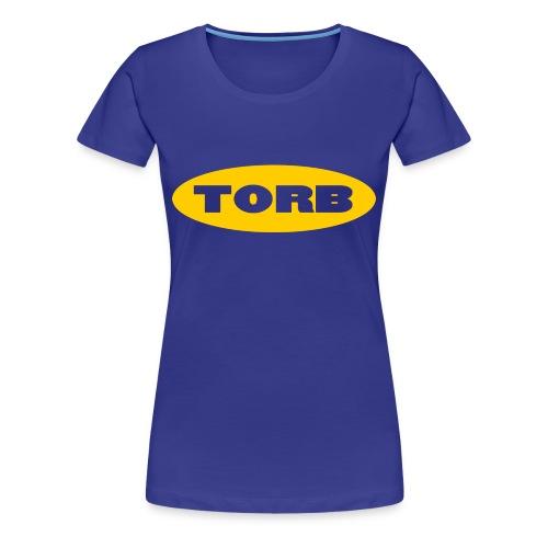 Overwatch Torb Torbjorn Swedish Logo Women's Shirt - Women's Premium T-Shirt