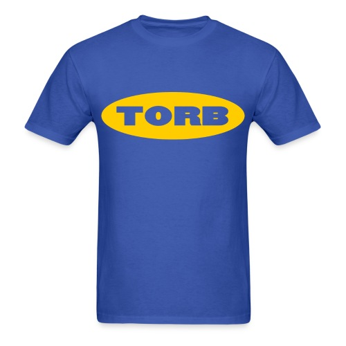 Overwatch Torb Torbjorn Swedish Logo Men's Shirt - Men's T-Shirt