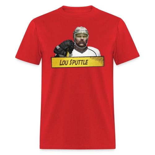 Lou Sputtle EASHL - EA Sports NHL Hockey - MFPQ - Men's T-Shirt