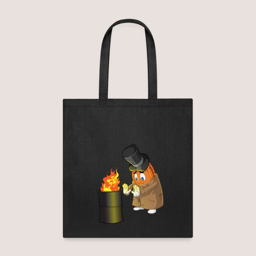 The Vegas Hobo Tote Bag, No Text - Tote Bag