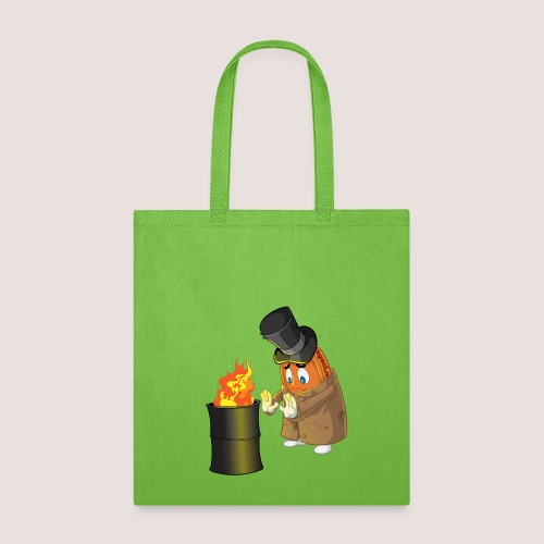 The Vegas Hobo Tote Bag, No Text - Tote Bag