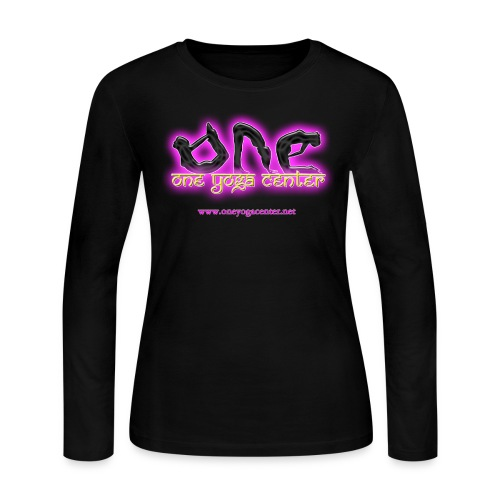 OYC Long Sleeve - Women's Long Sleeve Jersey T-Shirt