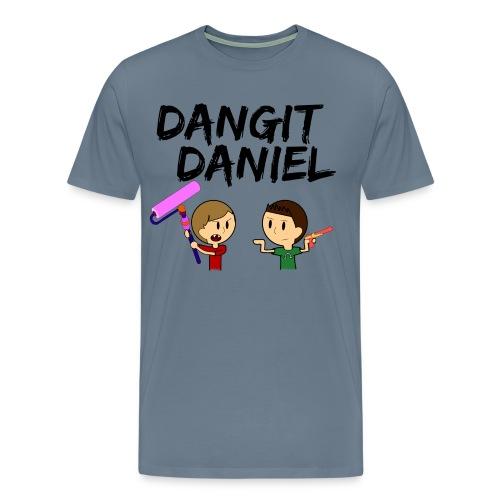 DANGIT DANIEL Shirt - Men's Premium T-Shirt