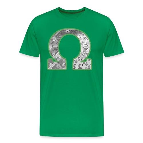 Omega Shirt - Men's Premium T-Shirt