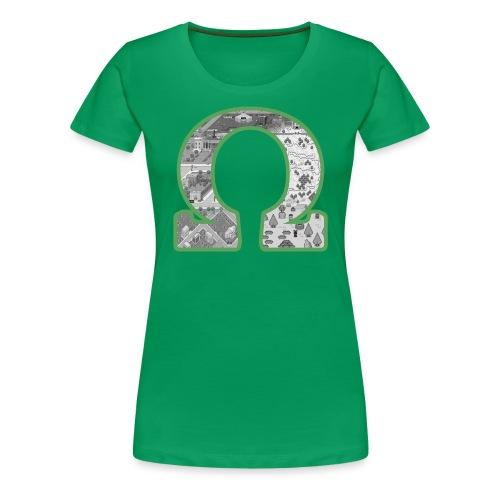 Women's Omega Shirt - Women's Premium T-Shirt